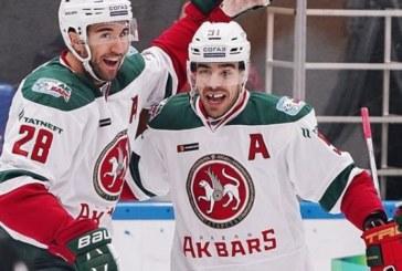 KHL: alla sosta campionato guida il Bars Kazan davanti allo SKA San Pietroburgo