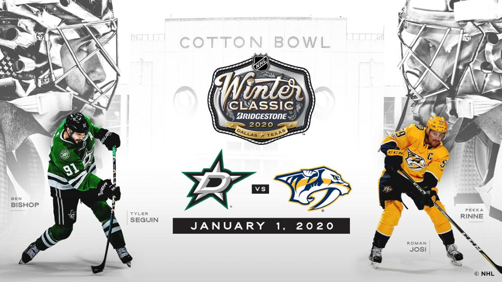 NHL Winter Classic 2020: oggi alla Cotton Bowl la sfida Nashville Predators – Dallas Stars