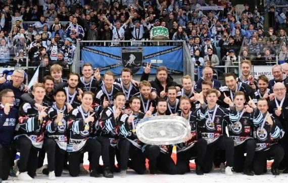 IIHF Continental Cup: ai danesi del SonderjyskE Vojens il titolo 2019-2020