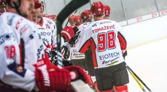 Alps Hockey League: regular season all'Olimpia Lubiana
