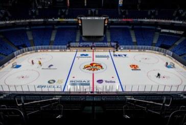 Qui KHL: play-off sospesi sino a venerdì 10 aprile