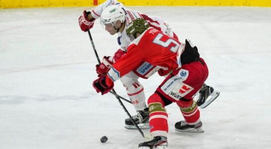 Austrian Ice Hockey League: comanda sempre il Bolzano Foxes