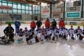 Sledge Hockey: Aquile Alto Adige campioni d'Italia per la 12.esima volta