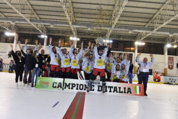Inline Hockey: dopo otto scudetti di fila il Milano cede lo scettro ai Diavoli Vicenza