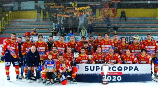 Supercoppa 2020: festa Asiago che all'Odegar supera il Merano