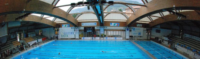 Nuoto solidale domenica mattina in piscina a Camogli  Tuttolevanteit