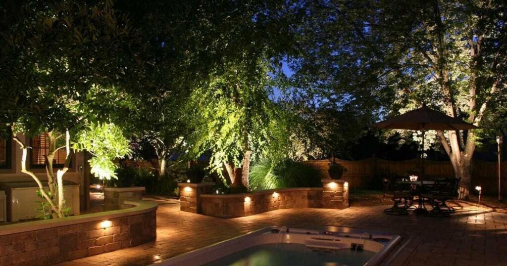 Soluzioni e prodotti per illuminazione giardino ed esterno led2
