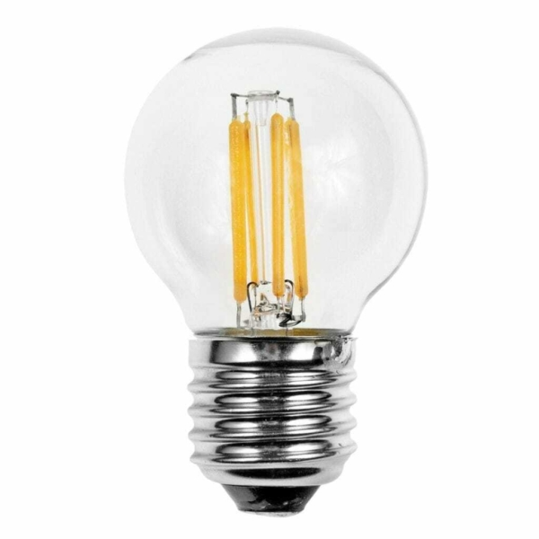 Lampada filamento led 4 watt sfera E27