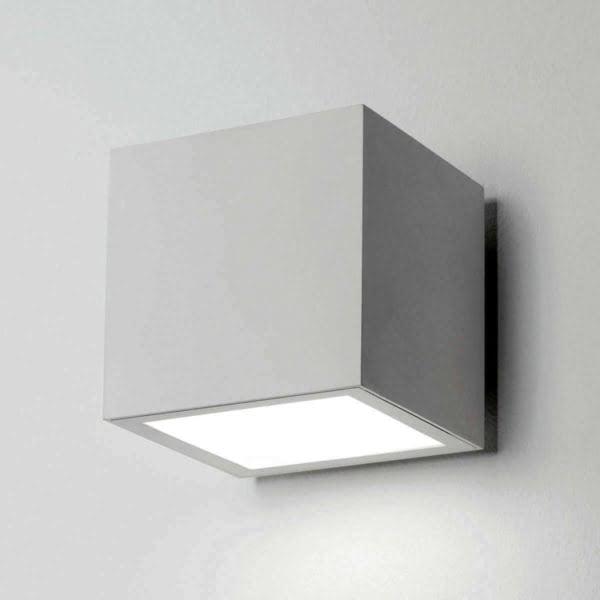 Lampada a parete faretto led EK CUBO 120F-PA