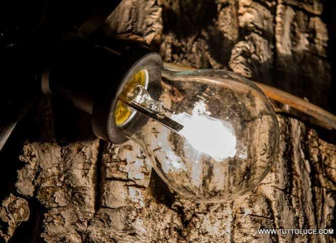 Lampadina eco alogena 18 watt
