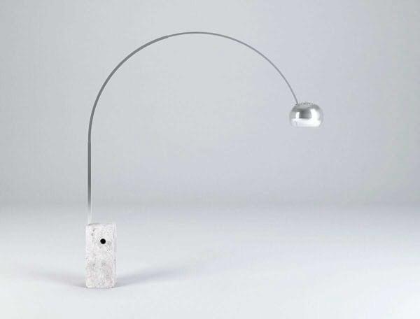 lampada arco di flos illuminazione design
