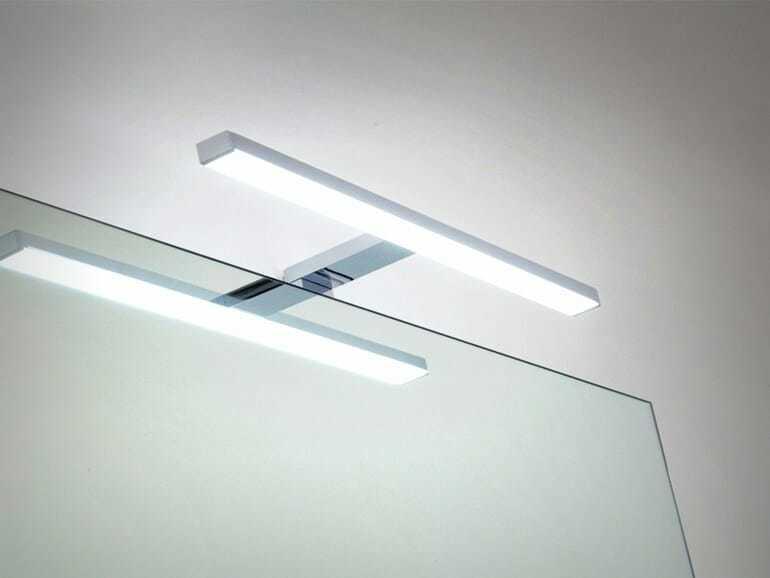 Lampada specchio bagno tutti più belli con la luce giusta