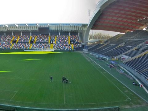 Dacia Arena - udinese
