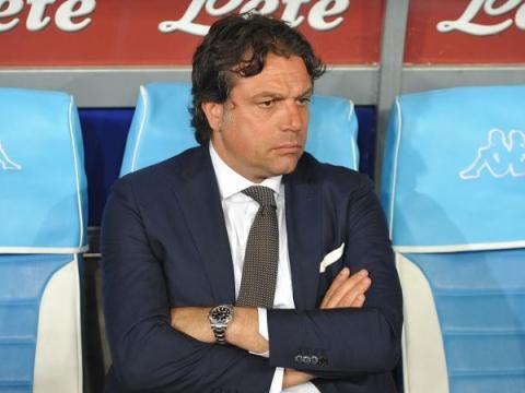 """Napoli, Giuntoli a Sky: """"a Roma con rabbia, servono i 3 punti"""""""