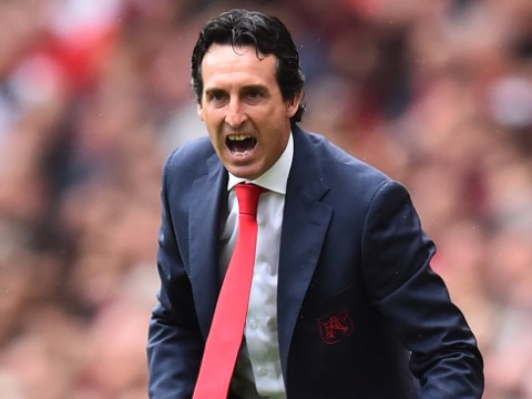 Arsenal Emery