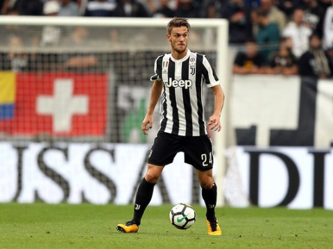 Rugani Juventus Milan Fiorentina