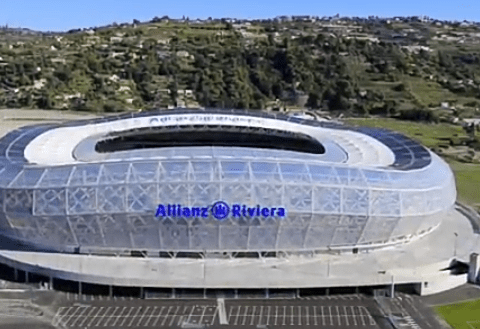 Nizza - Allianz Riviera