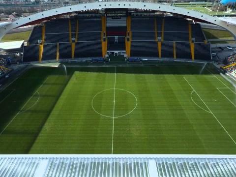 Dacia Arena - Pordenone - Udinese