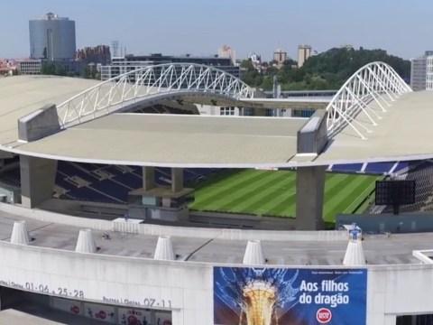 Porto - Estadio Do Dragao