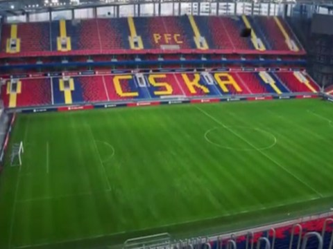 VEB Arena - CSKA Mosca