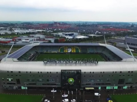 Alkmaar - Cars Jeans Stadion