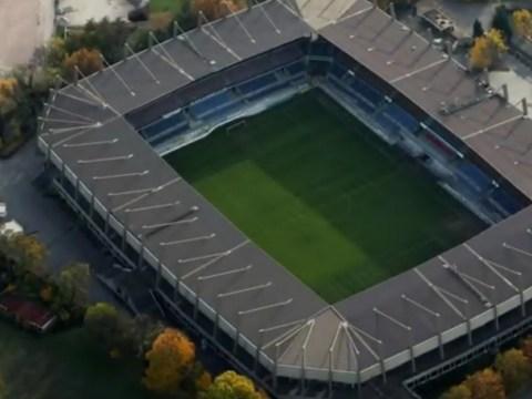 Strasburgo - Stade de la Meinau