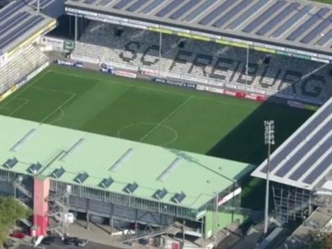 Lipsia - Schwarzwald Stadion