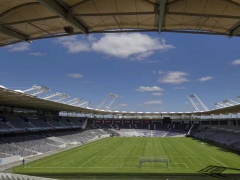 Tolosa - Stadium Municipal