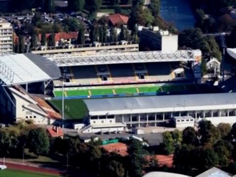 Metz - Stade Saint-Symphorien