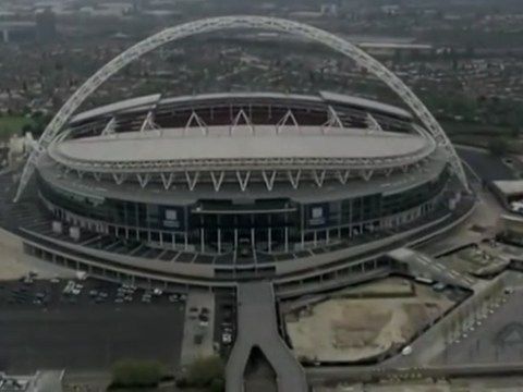 Inghilterra - Wembley Stadium