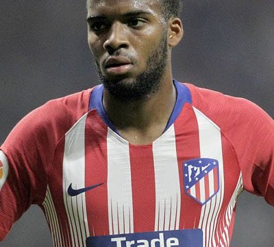Lemar Atletico Madrid