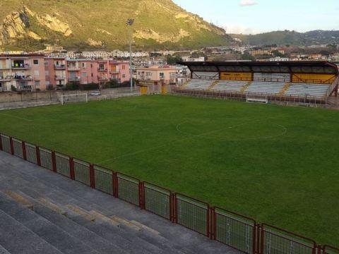 Puteolana - Stadio Domenico Conte