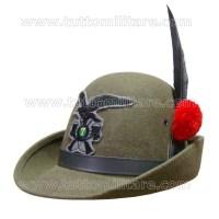 Cappello Alpino Truppa Personalizzato