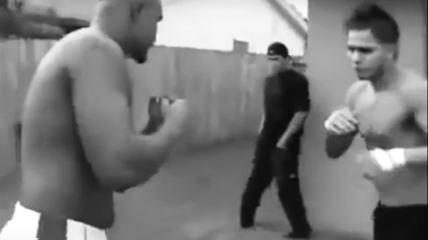 Masvidal vs Ray rematch