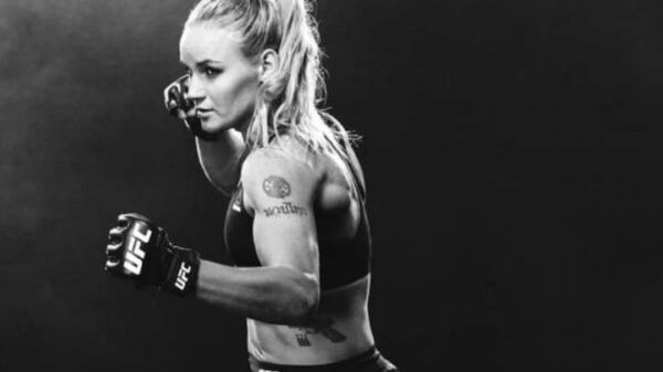 UFC Valentina Shevchenko