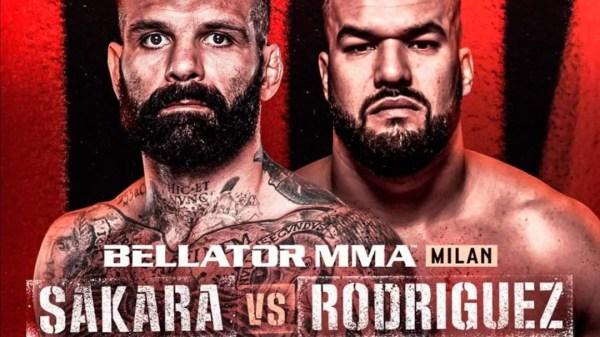 Bellator Sakara Rodriguez