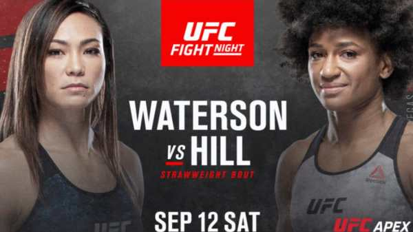 odds squad michelle waterson angela hill