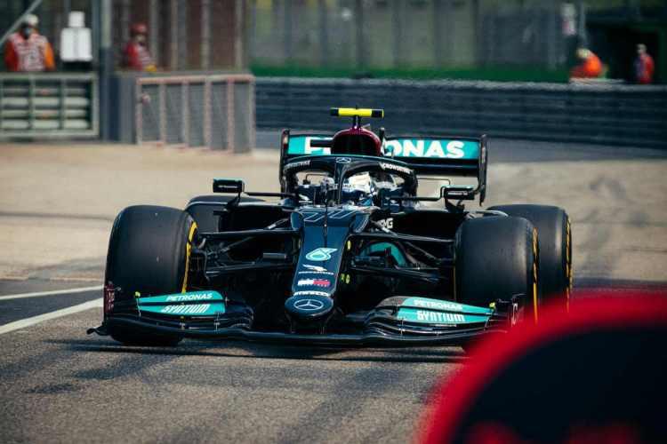 Mercedes, perché lo schianto di Bottas potrebbe farle perdere il Mondiale