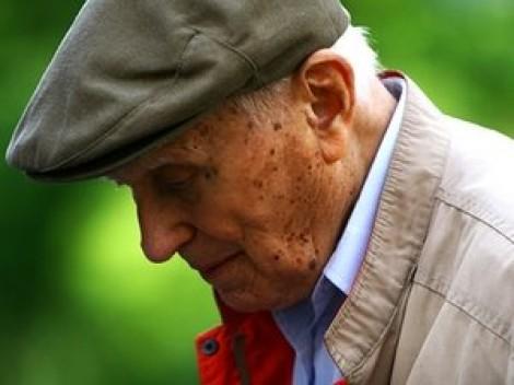 Gli uomini anziani riposano male e sono a rischio di