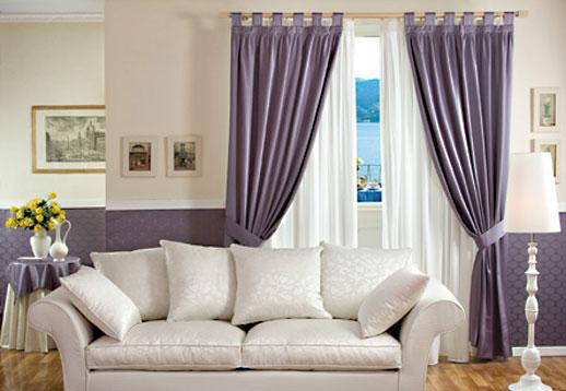 Come scegliere le tende da interni per arredare casa