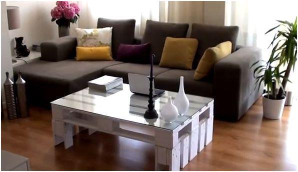 Come creare da soli un tavolo o un tavolino con materiale