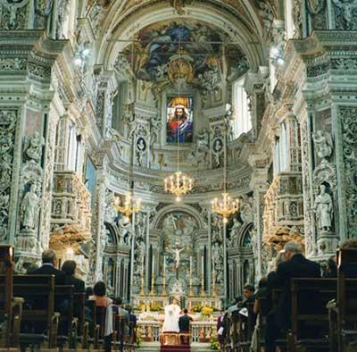 Chiese di Palermo le chiese pi belle  Tutto Sposa