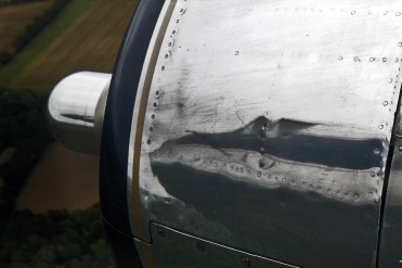 Engine mirror C41