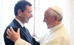 Il papa, il sindaco e il viaggio a Philadelphia