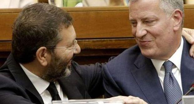 Bill de Blasio, sindaco di New York