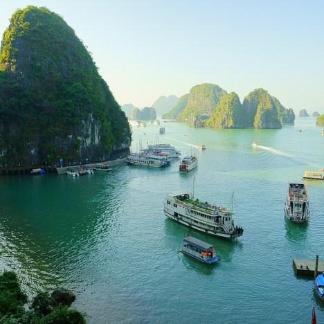 La storia delle case-tubo in Vietnam