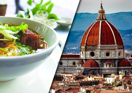 ristoranti vietnamiti a Firenze