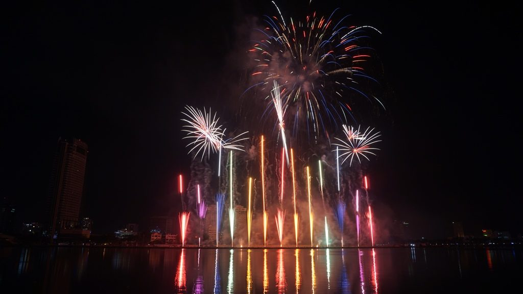 Danang International Fireworks Festival Foto3