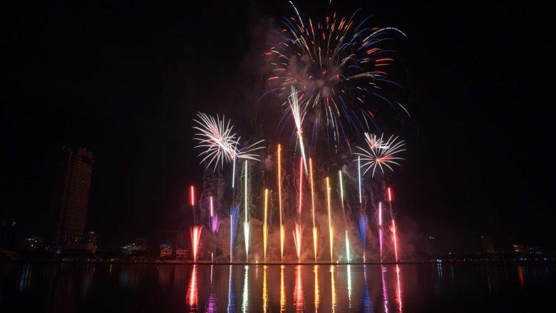 Danang International Fireworks Festival Foto3