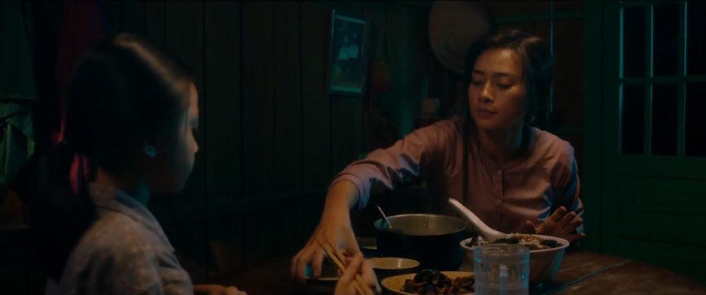 Una scena di Furie (2019), film d'azione vietnamita il cui titolo originale è Hai Phuong, dal nome della protagonista